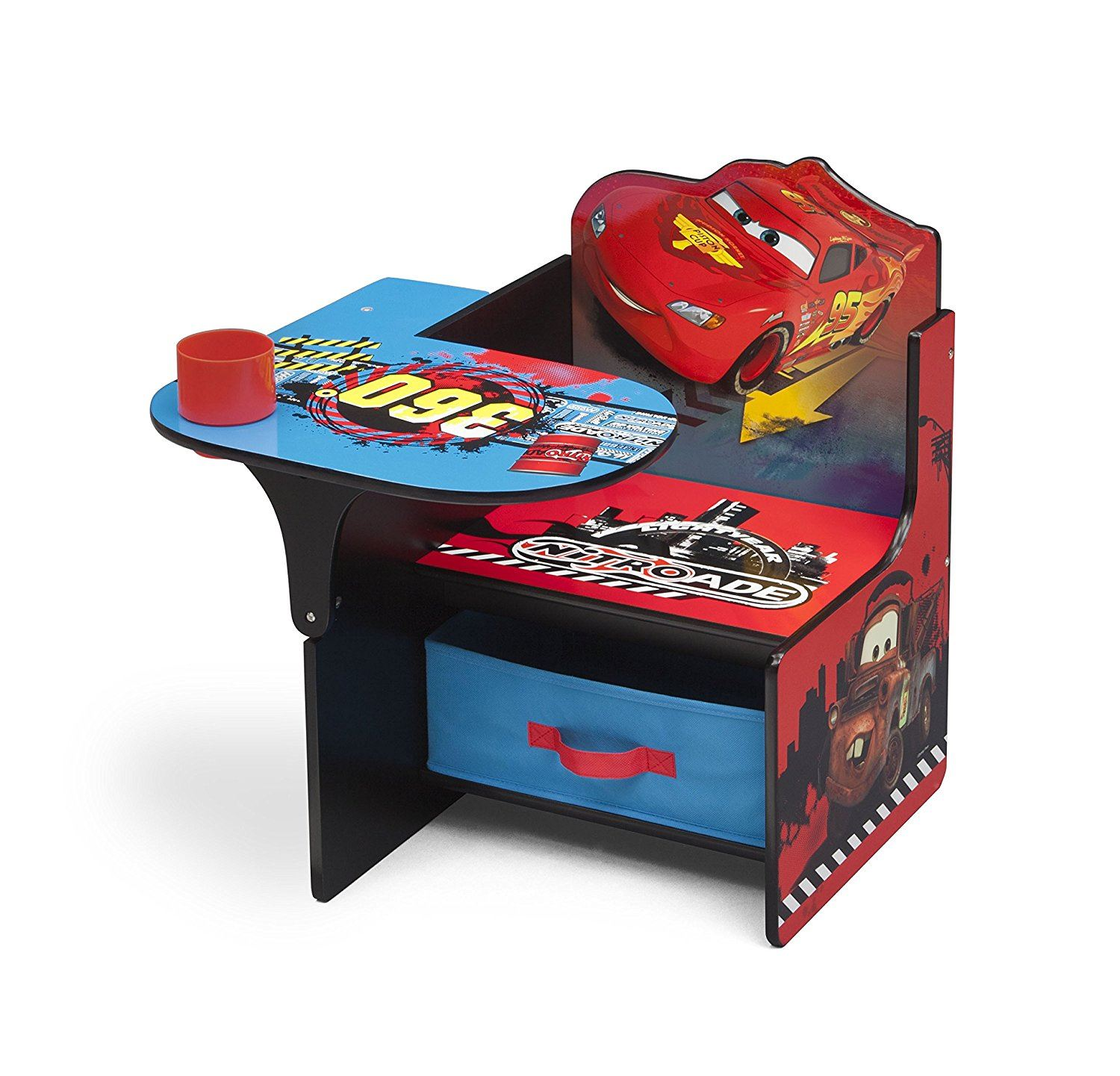 Delta Children Disney Cars Kids Study Playroom Toyroom