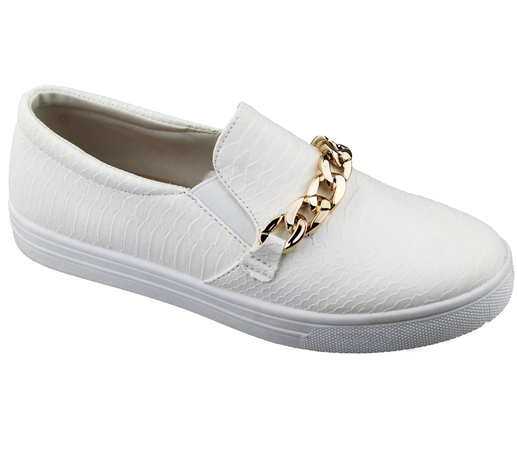 Womens Bow Loafers Sneakers Flat Pumps