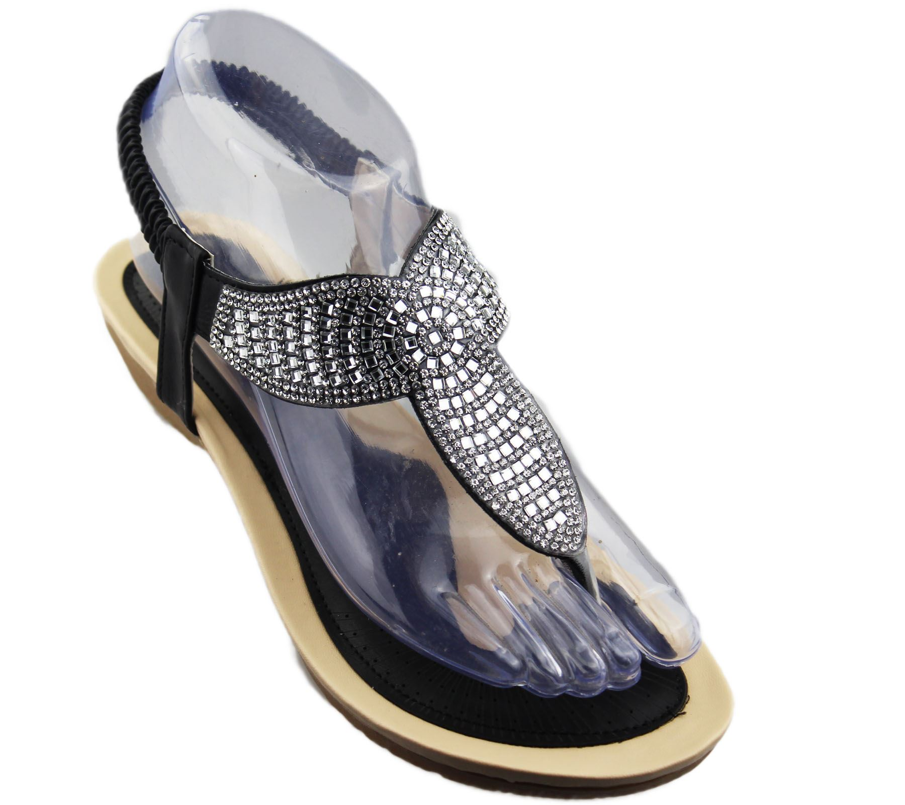 FOOTWEAR - Toe post sandals Sandalia