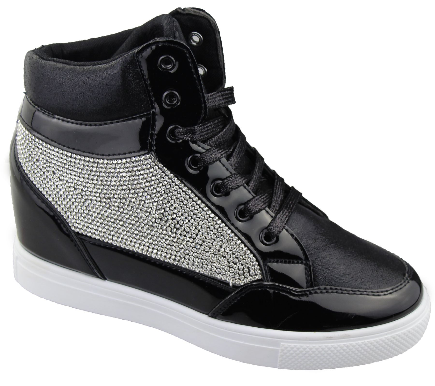 Ankle Boot Ladies Diamante Summer Shoes