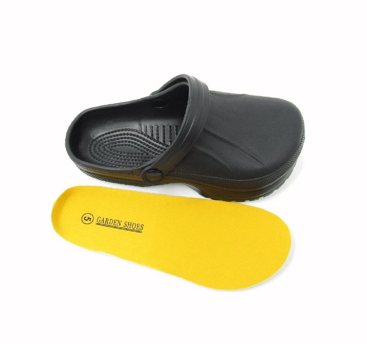 Womens-Clogs-Mules-Slipper-Nursing-Garden-Beach-Sandals-Hospital-Rubber-Shoes miniatura 5