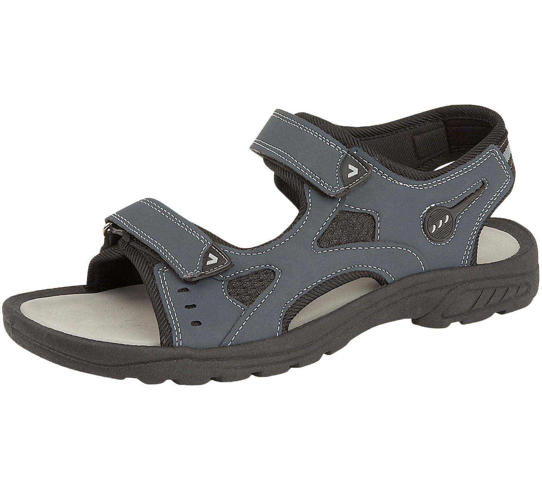 Mens-Sandals-Summer-Beach-Casual-Syenthatic-Sandals miniatura 19