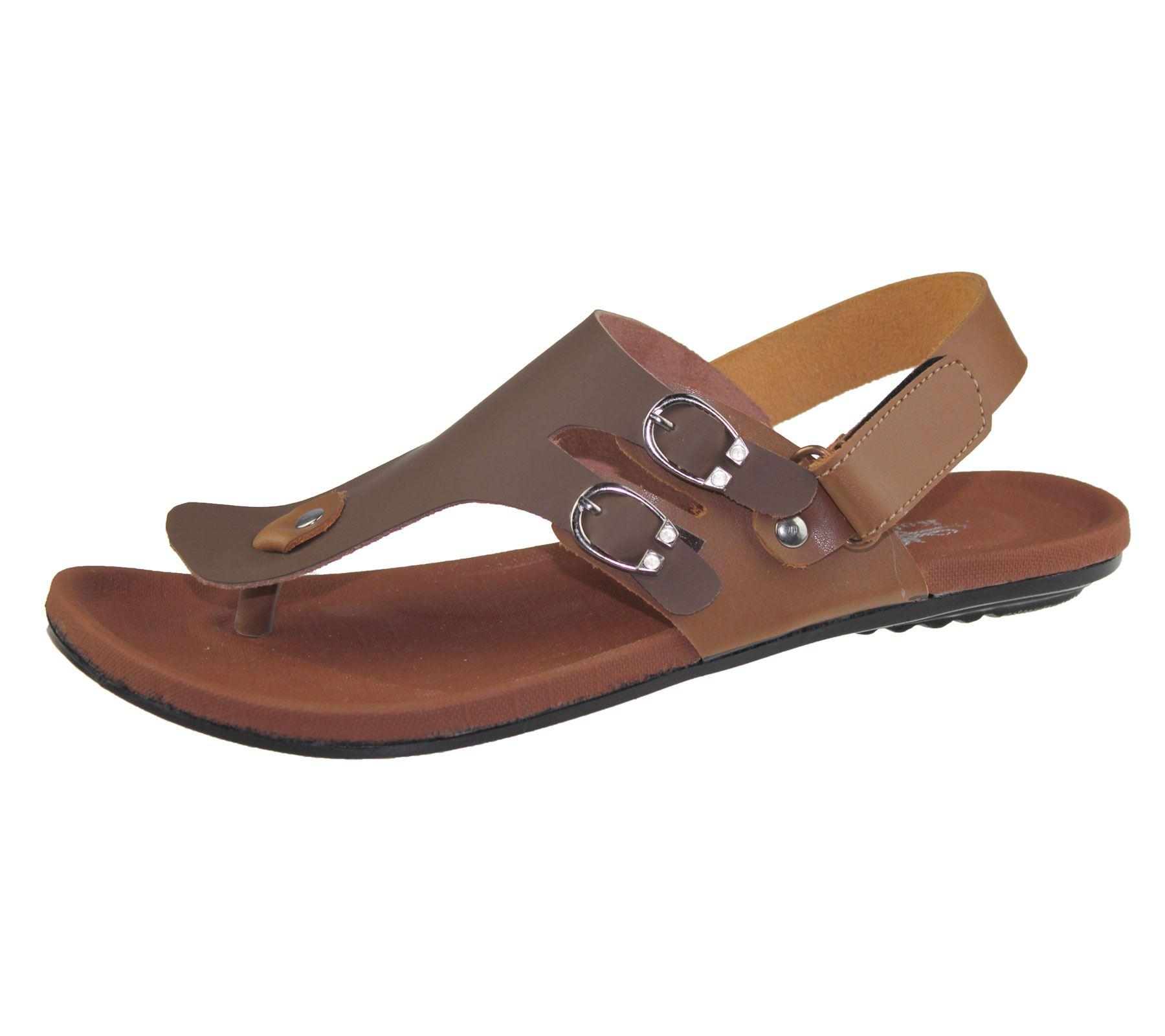 d4522c9f008da Mens Sandals Casual Beach Fashion Boys Walking Slipper Flip Flop Size