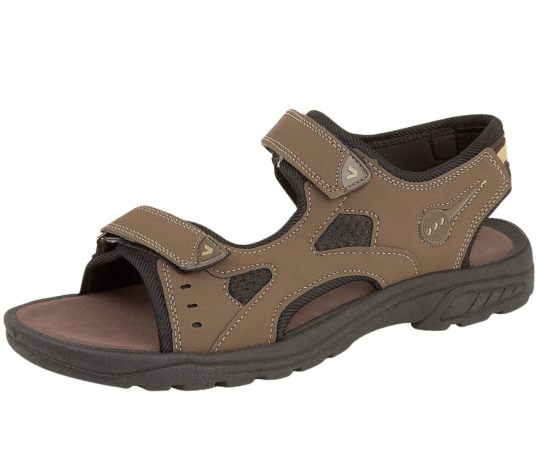 Mens-Sandals-Summer-Beach-Casual-Syenthatic-Sandals miniatura 9