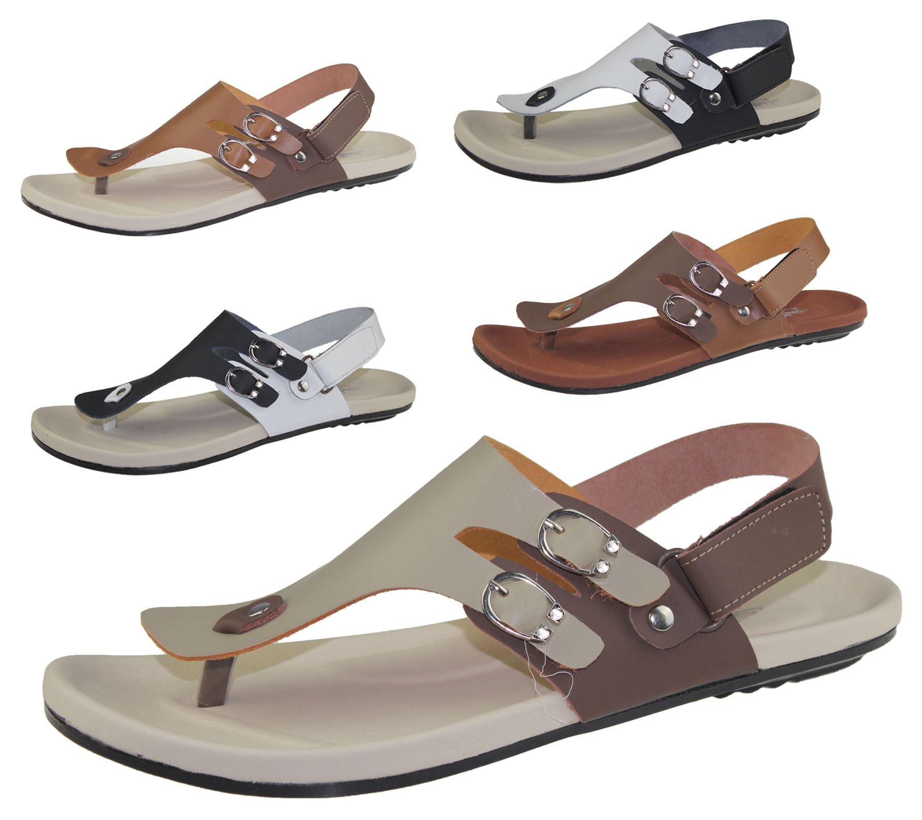 Da Uomo Donne Sandali Casual Spiaggia Moda RAGAZZI A PASSEGGIO Pantofola Infradito Taglia