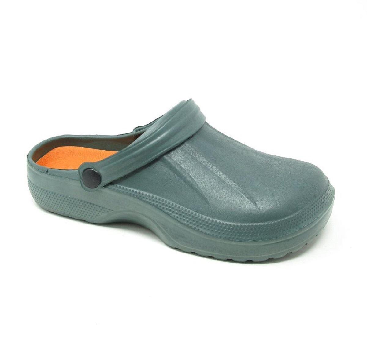 Womens-Clogs-Mules-Slipper-Nursing-Garden-Beach-Sandals-Hospital-Rubber-Shoes miniatura 16
