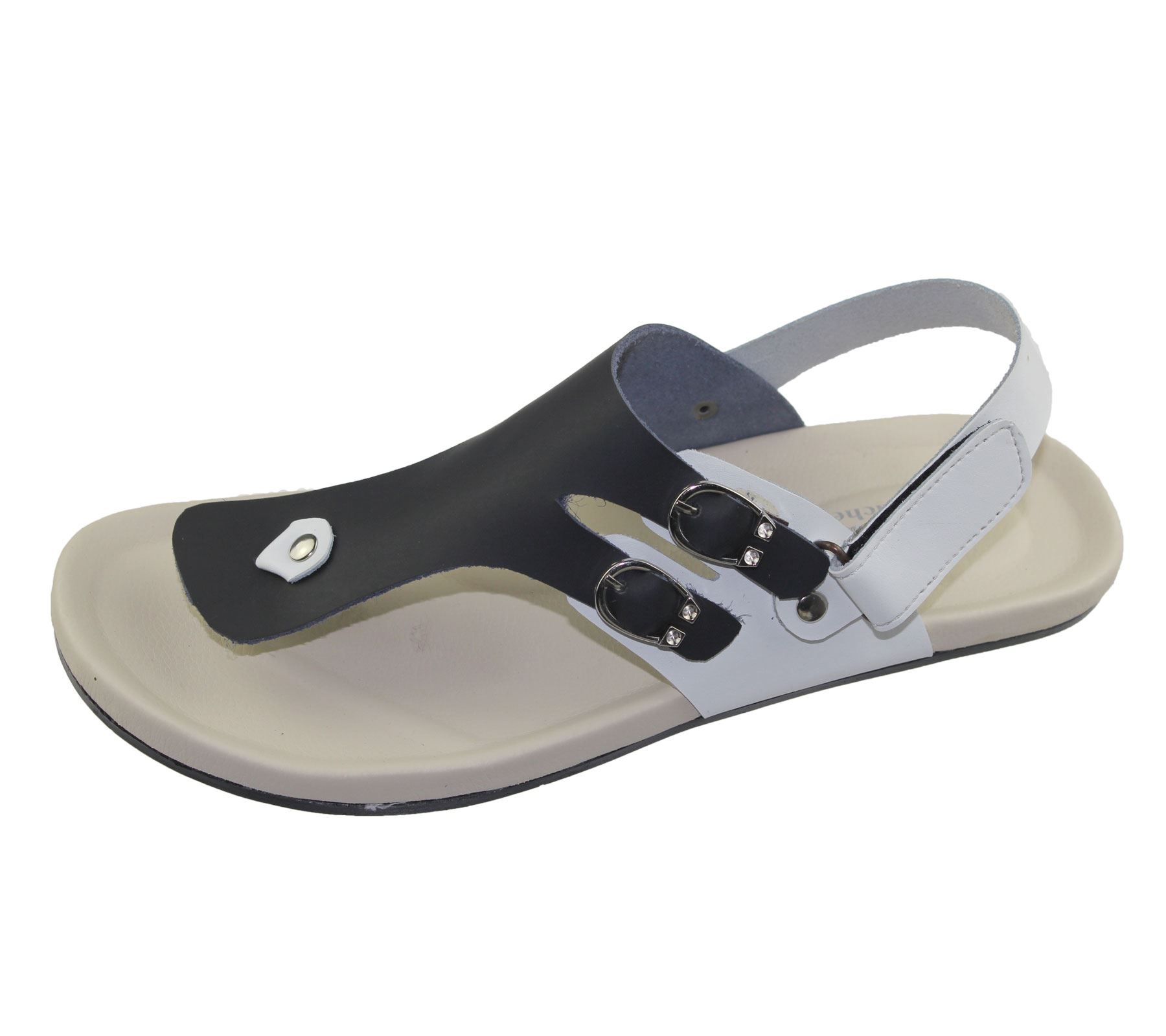 4616f0f64f3d Mens Sandals Casual Beach Fashion Boys Walking Slipper Flip Flop ...