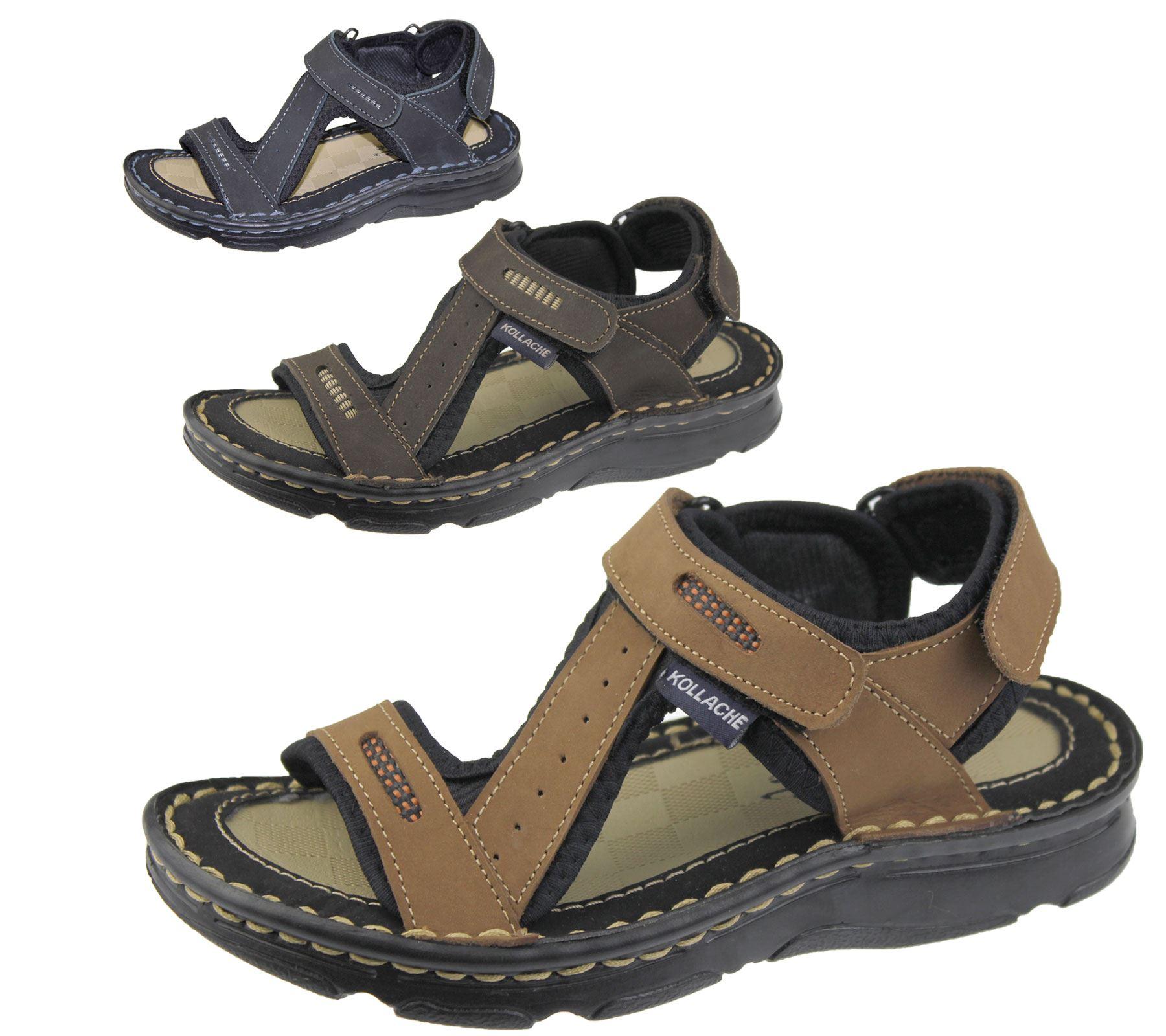 0bc87ff6cdbb8 Mens Sports Sandal Beach Buckle Walking Fashion Summer Casual Slipper Shoes  Size