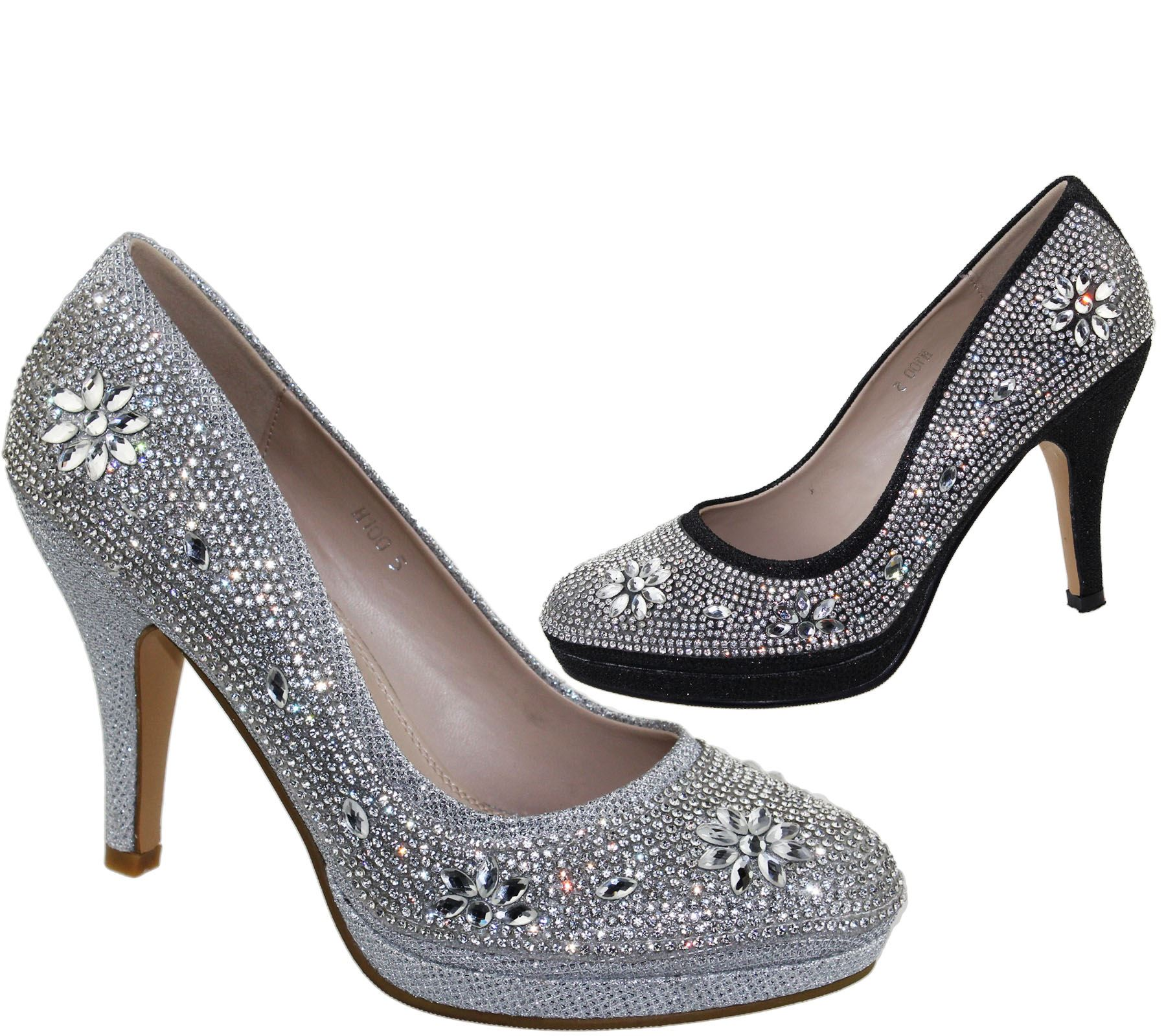 Bridal Shoes Auckland New Zealand: Womens Platforms High Heels Wedding Bridal Evening