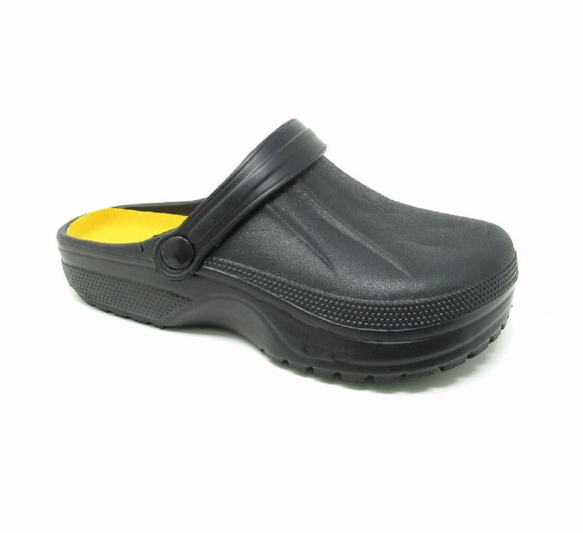 Womens-Clogs-Mules-Slipper-Nursing-Garden-Beach-Sandals-Hospital-Rubber-Shoes miniatura 3