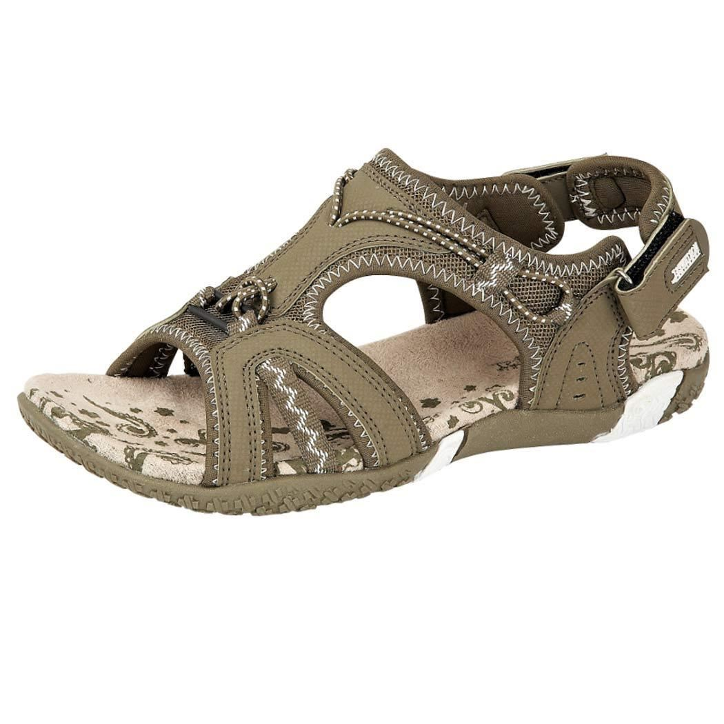 Ladies-Sports-Sandals-Womens-Summer-Light-Weight-Shoes thumbnail 32