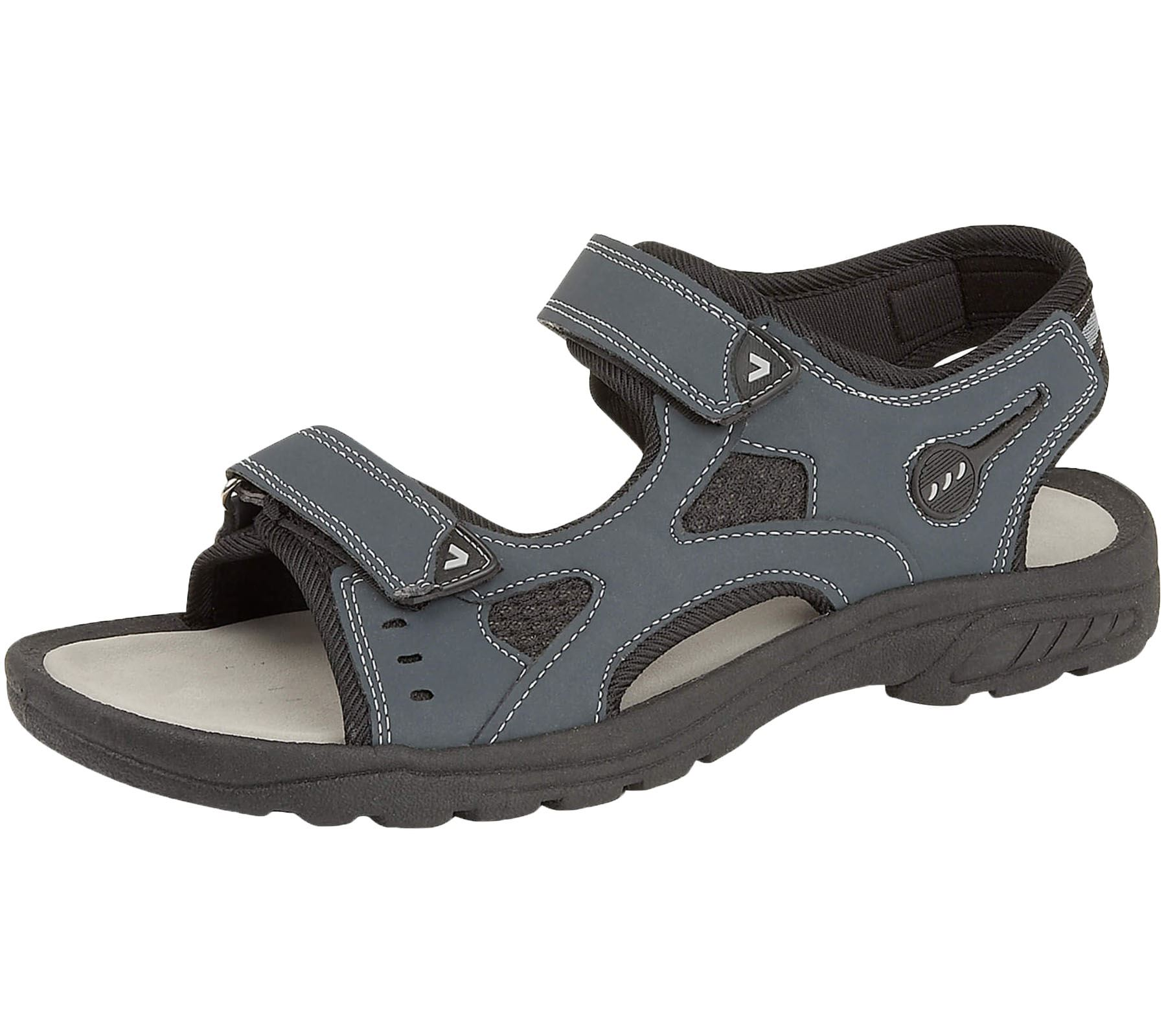 Mens-Sandals-Summer-Beach-Casual-Syenthatic-Sandals miniatura 15
