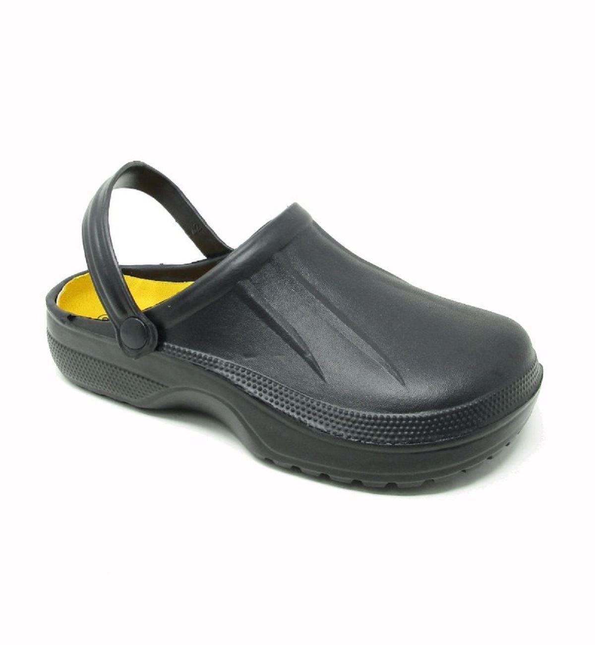 Womens-Clogs-Mules-Slipper-Nursing-Garden-Beach-Sandals-Hospital-Rubber-Shoes miniatura 6