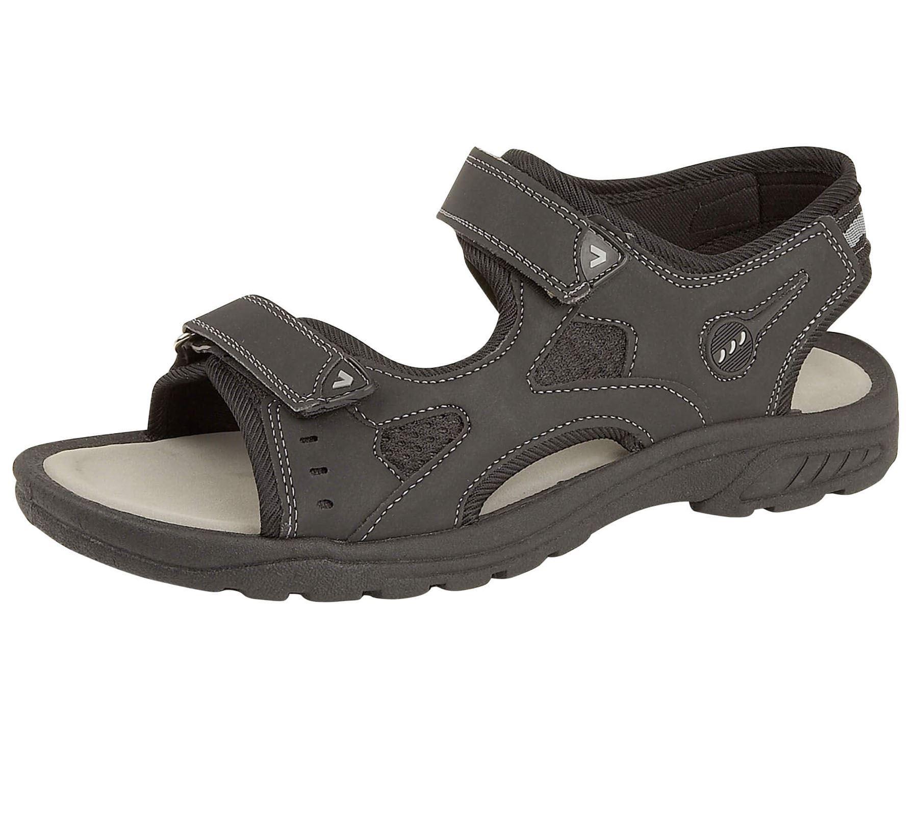 Mens-Sandals-Summer-Beach-Casual-Syenthatic-Sandals miniatura 3