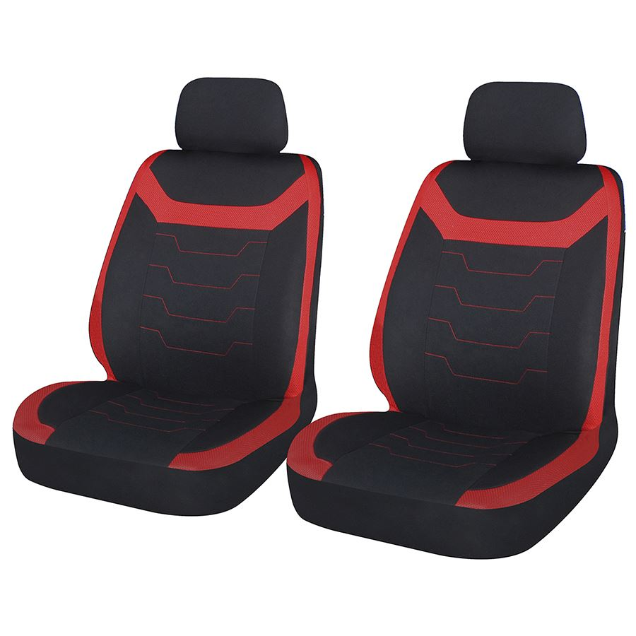 UKB4C Leatherette Full Set Front /& Rear Car Seat Covers for Vauxhall Astra Estate All Models