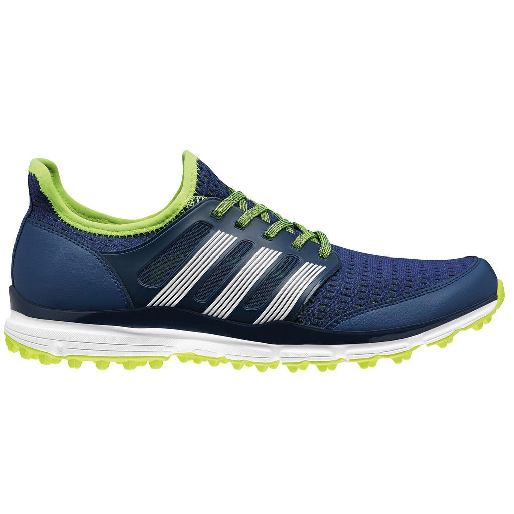 Adidas ClimaCool Lightweight Spikeless Mesh Performance Mens Golf Shoes