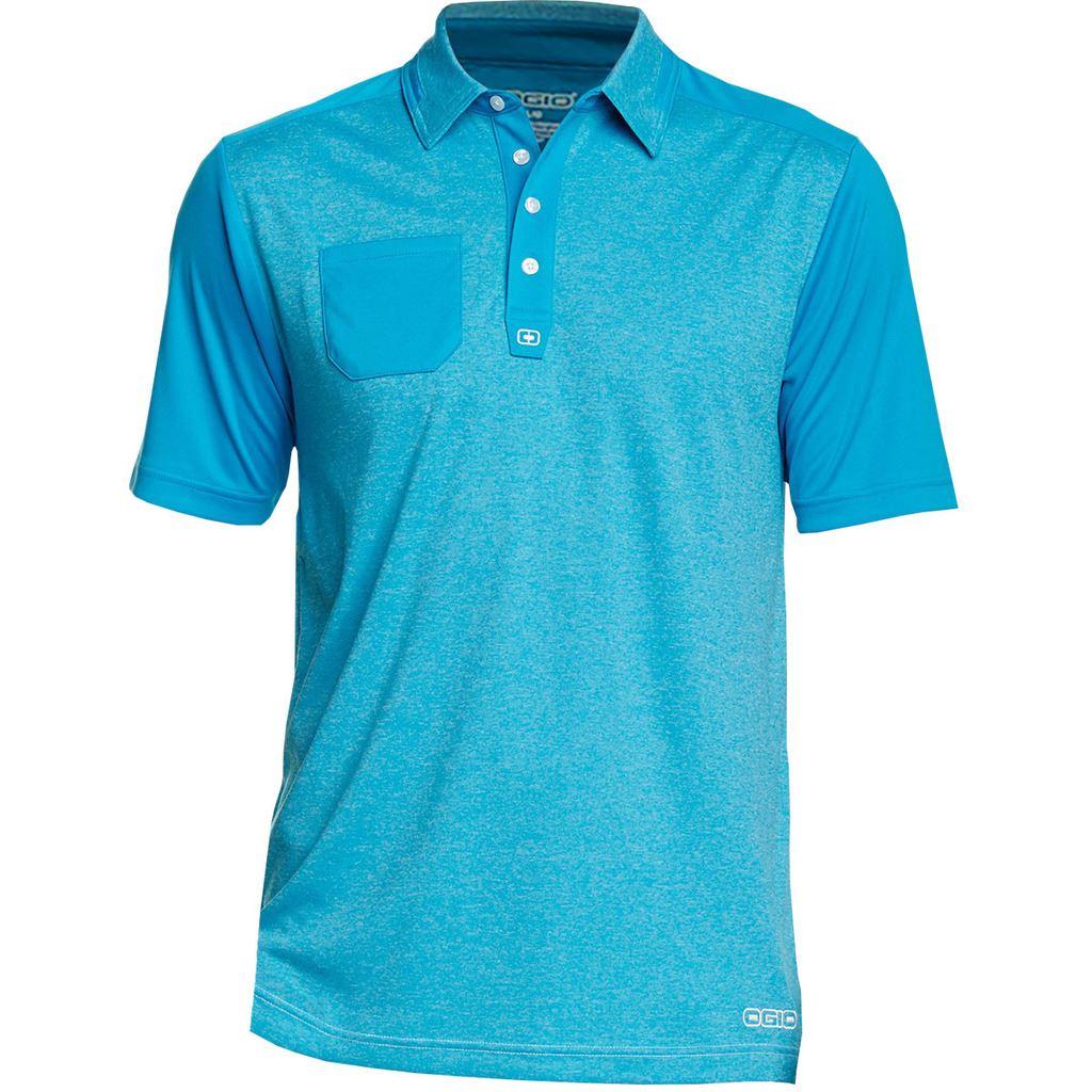 Ogio Golf Relay Patch Pocket Anti Roll Collar Mens Golf
