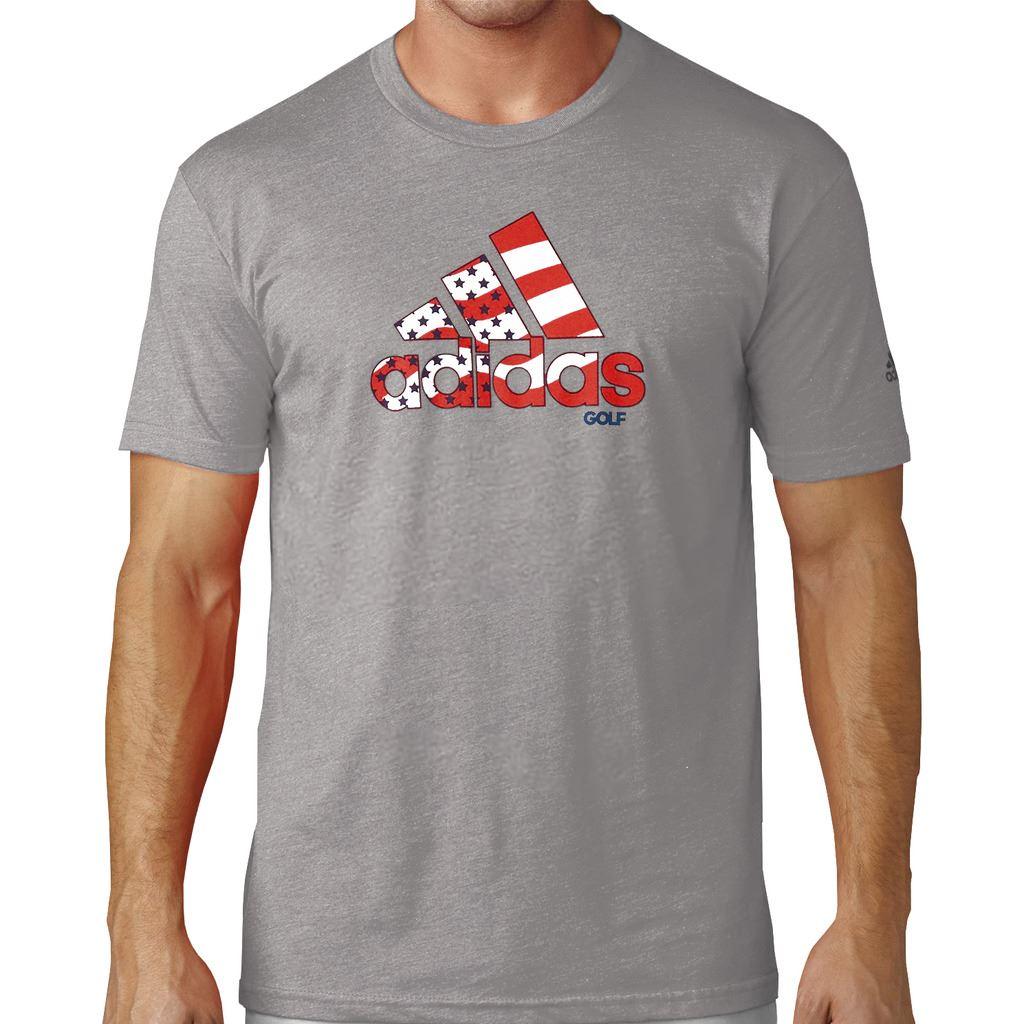 2016 adidas mens golf usa t shirts ebay