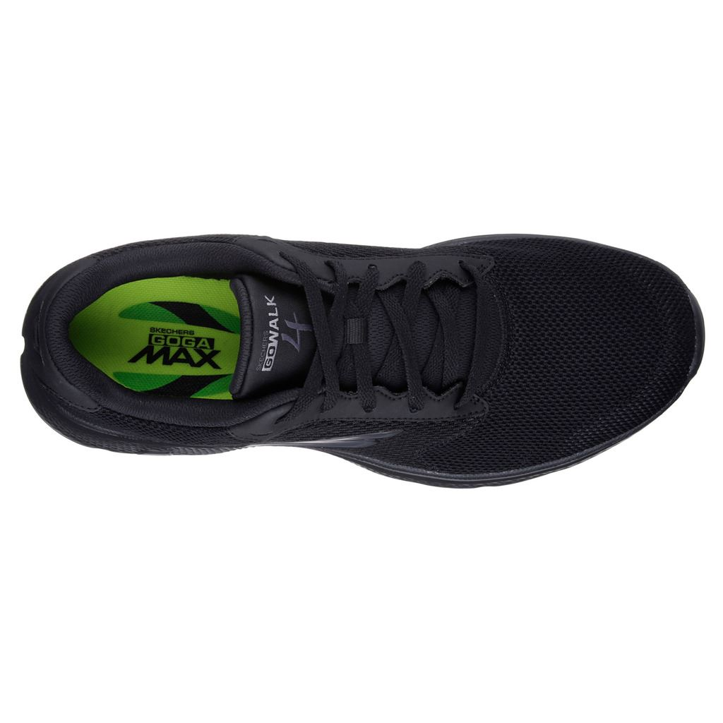 Skechers 2017 Casual Mesh Mens Go Walk 4 Goga Max Sports