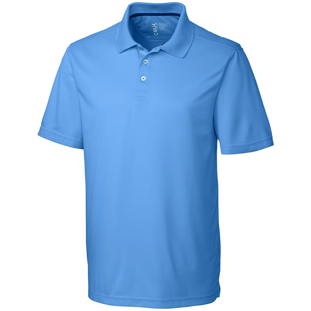 2016 cutter buck men 39 s fairwood moisture wicking golf for Cutter buck polo shirt size chart