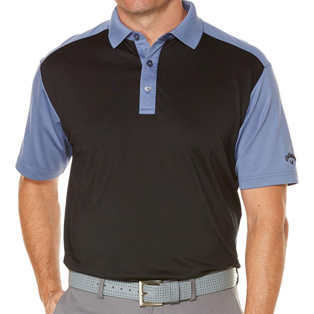 2017 Callaway Golf Performance Color Block Short Sleeve