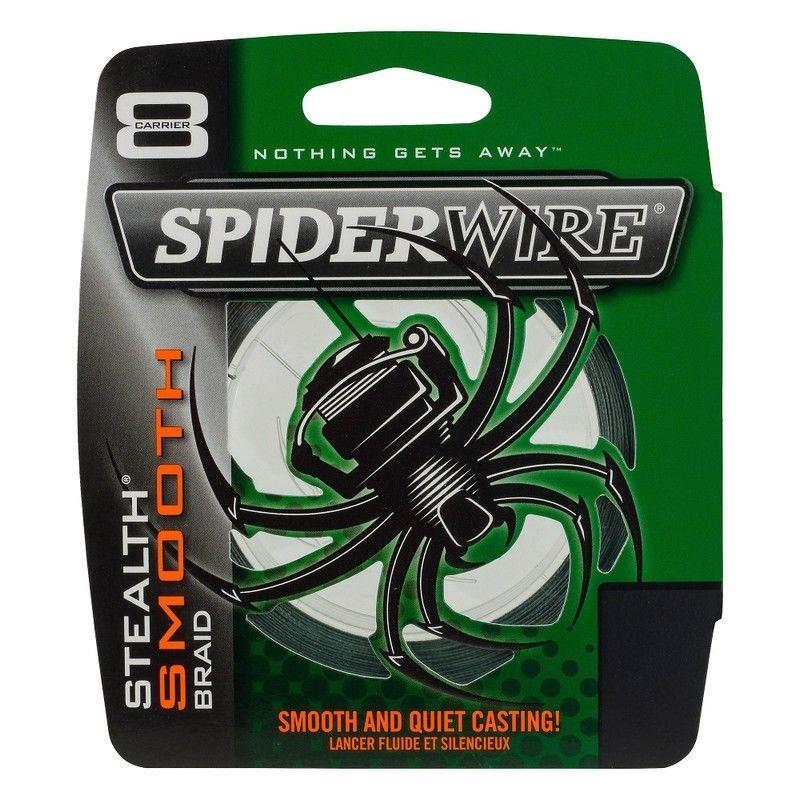Spiderwire Stealth Smooth 8 Carrier Braid Yellow 300m