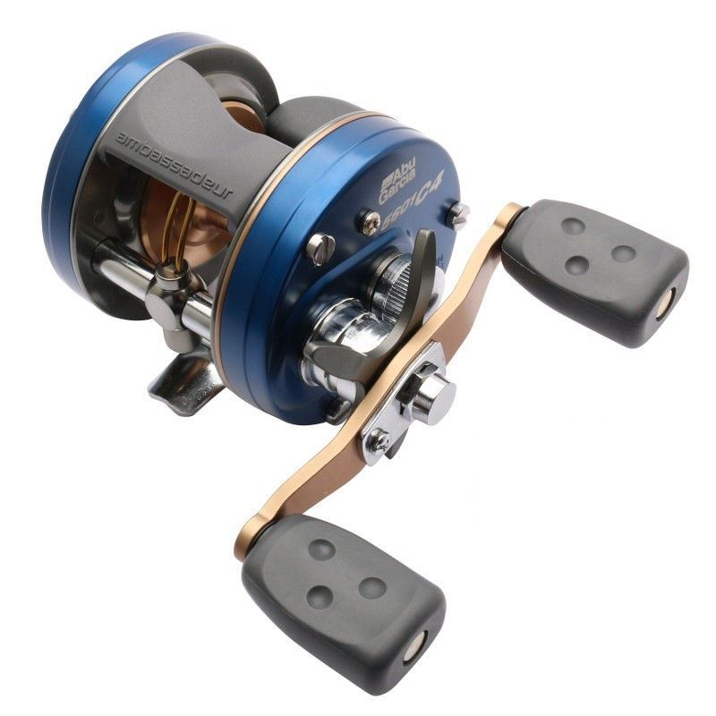 Abu Ambassadeur SX 5600 Fishing Multiplier Reel