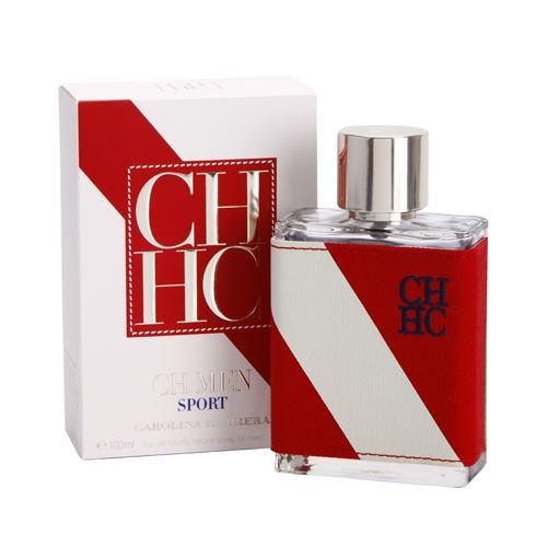 Carolina Herrera C.H Sport For Men 100ml EDT Spray Retail Boxed Sealed
