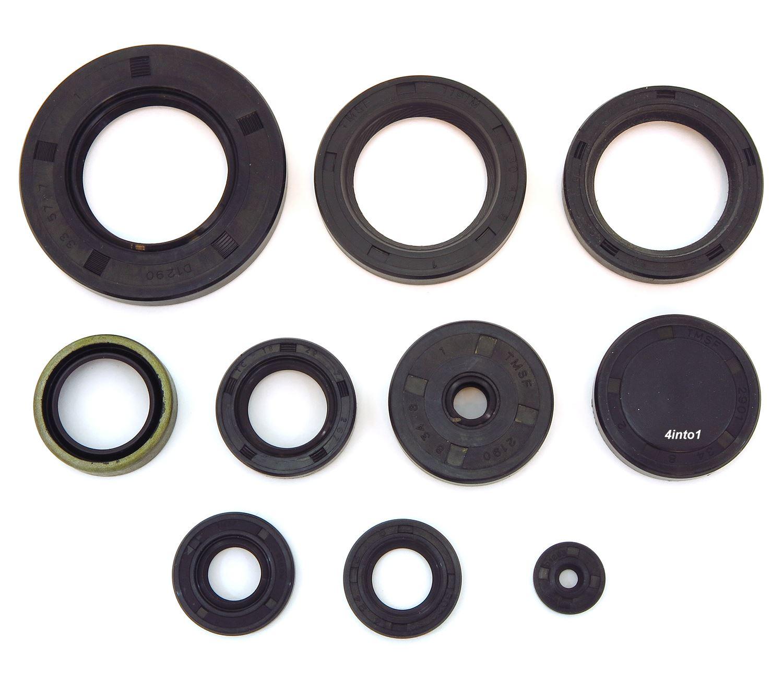 honda CB 500 CB500 1971-1973 rubber grommet SET NEW