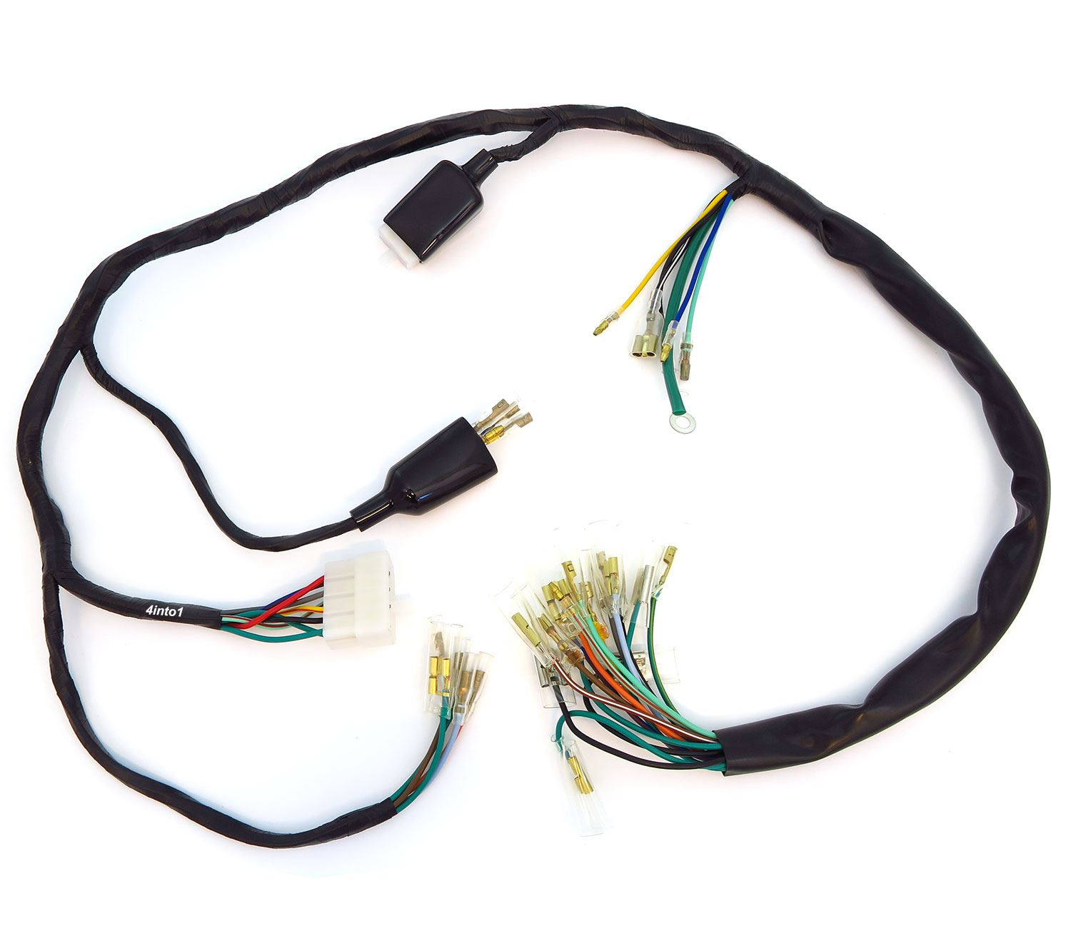 1969-1971 32100-300-050 Main Wiring Harness Compatible with Honda CB750K