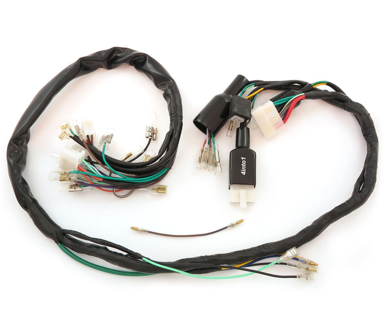 [DIAGRAM_3ER]  Main Wiring Harness - 32100-404-670 - Honda CB550K CB550 1977-1978 Wire  Loom | eBay | Honda Cb550 Wiring Harness |  | eBay