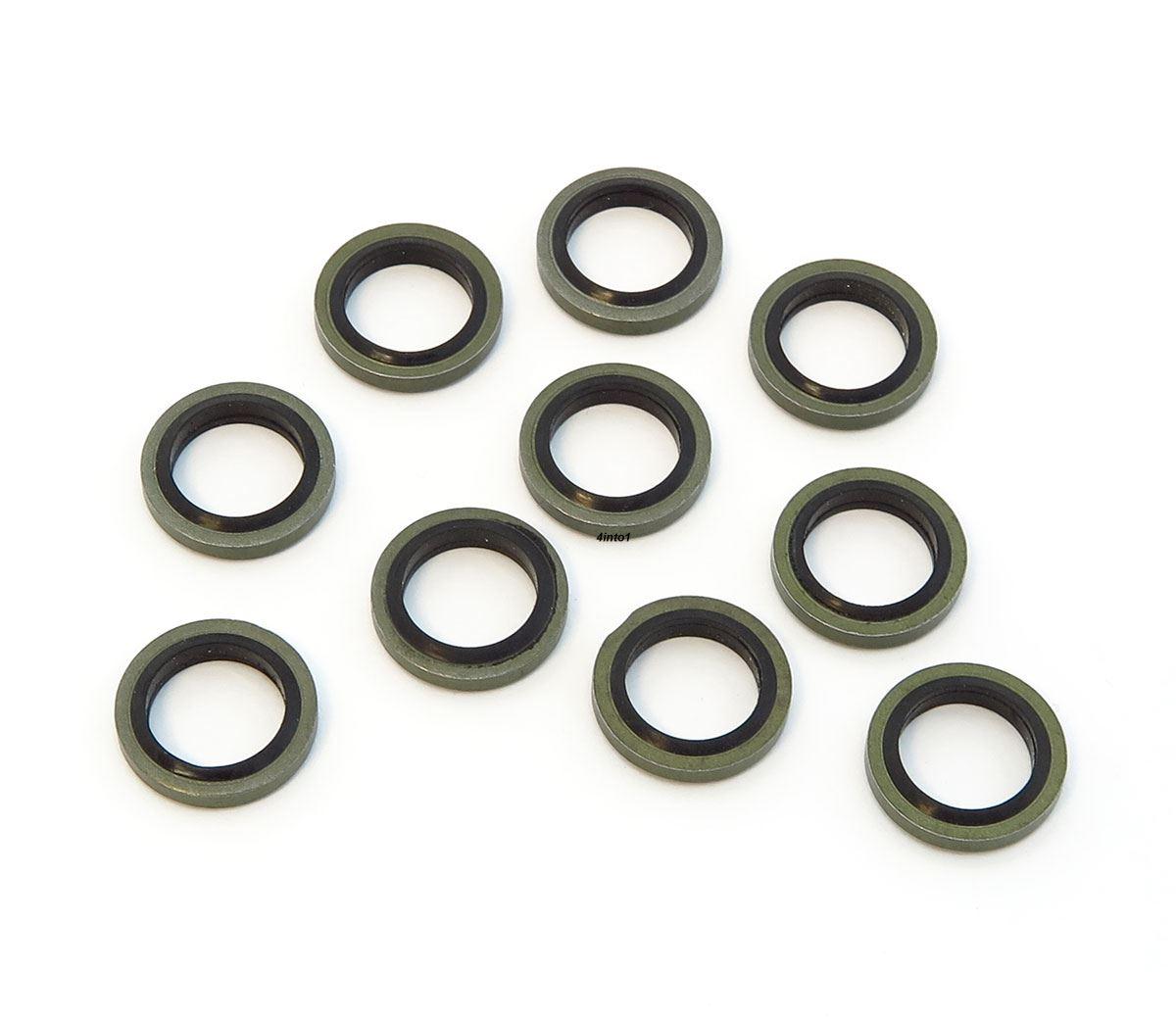 Details about Brake Fitting Banjo Bolt Sealing Washers 3/8