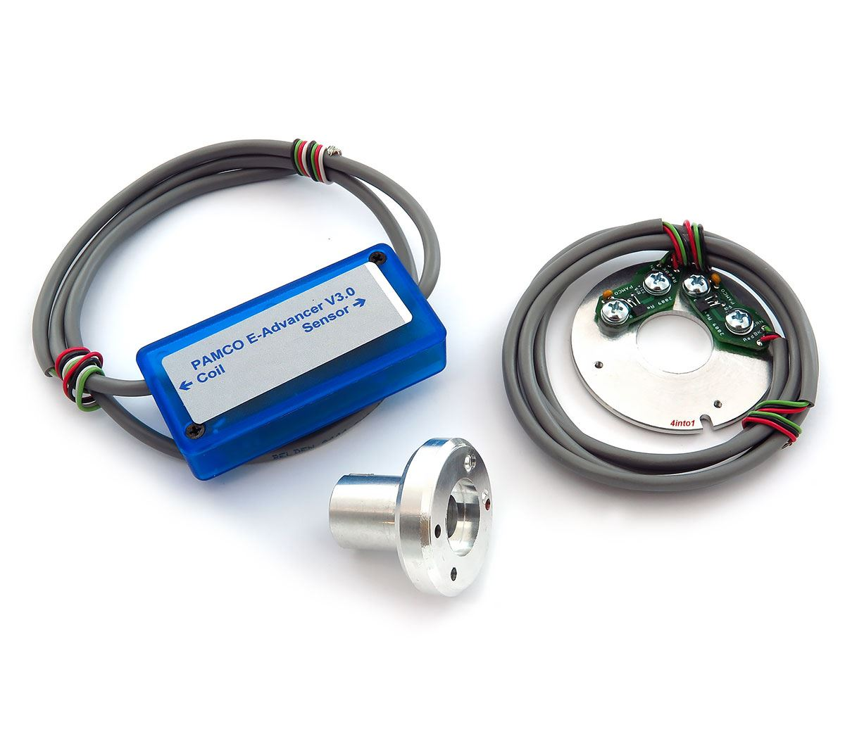 Details about PAMCO Ignition System with Electronic Advance - Honda CB360  CB360T CL360 CB CL