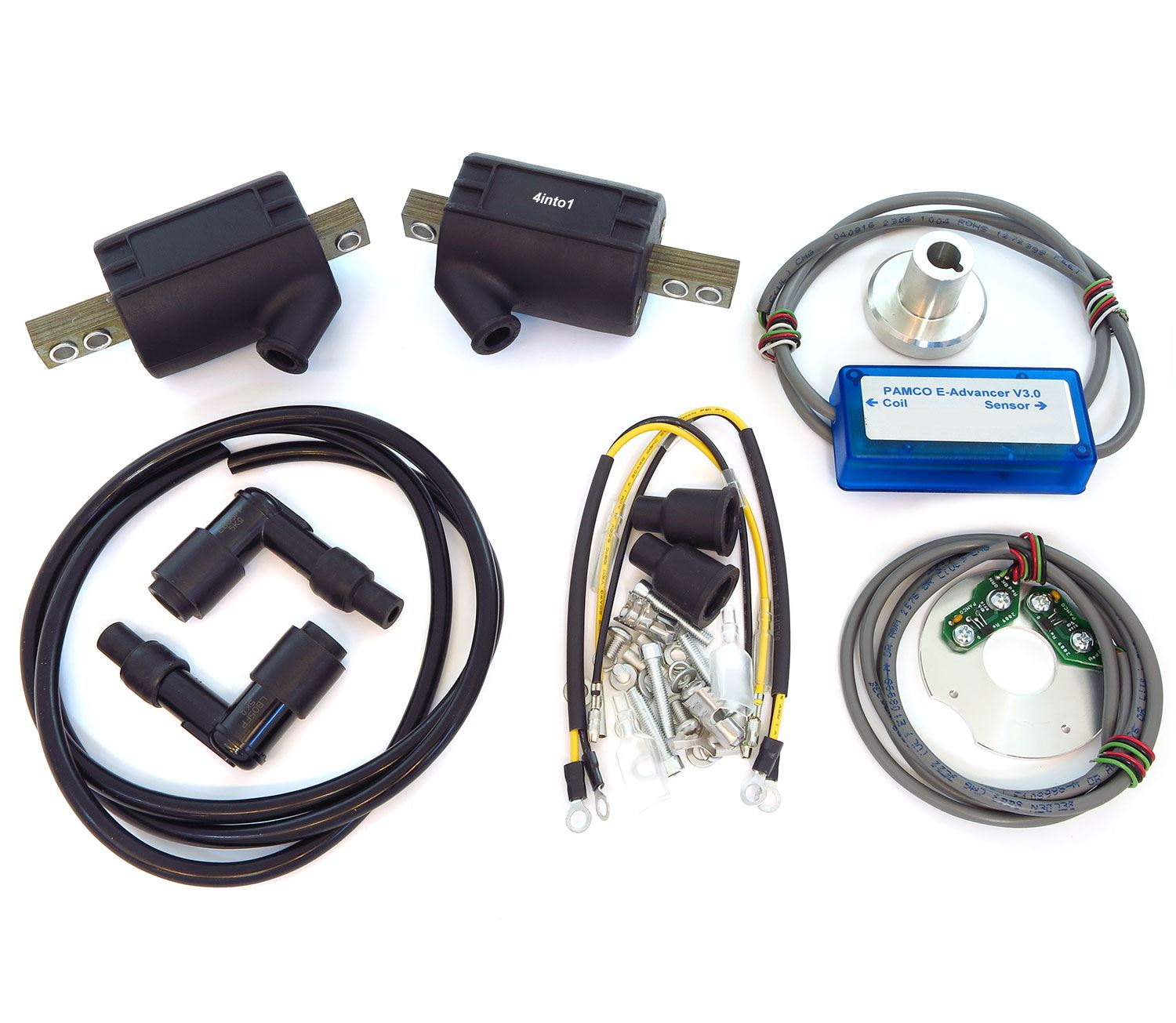 Details about Electronic Ignition Kit - Pamco - Honda CB/CL350K All Years -  SL350K 1969-1970