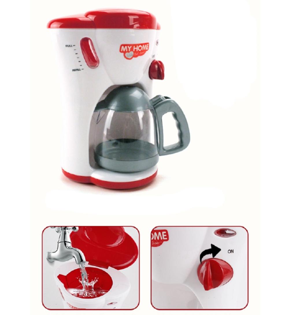 miniature 16 - Kids Play Cuisine Cuisson accessoires Home appliance rôle Semblant Jouet Fer Cadeau