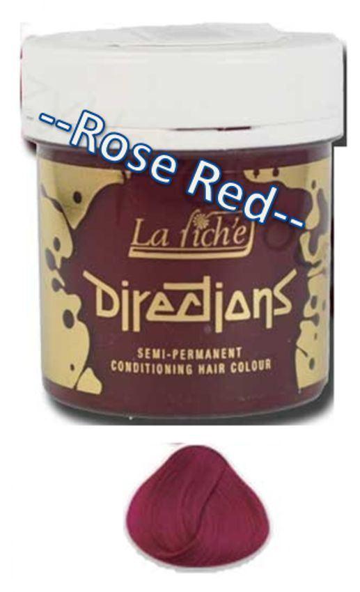 2-amp-4-x-La-Riche-Directions-Semi-Permanent-Hair-Colour-Dye-All-Colours thumbnail 26
