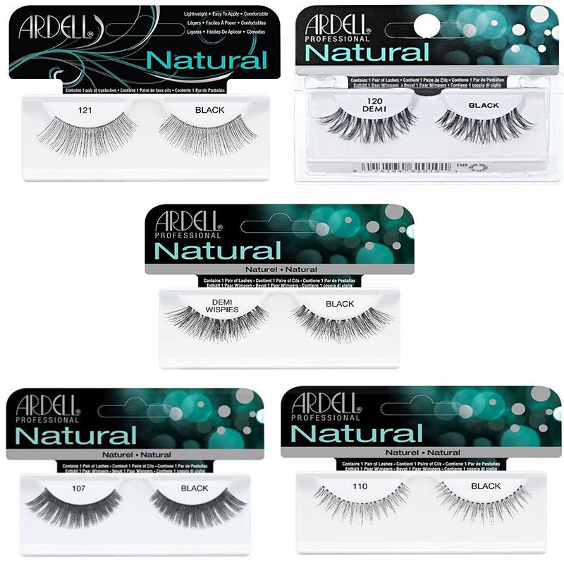 475dc020b99 Ardell 100% Human Hair False Eyelashes Fashion/Natural & Demi Lashes Brand  New