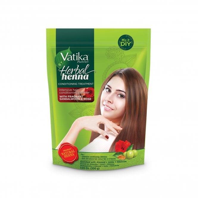 Vatika-Herbal-Henna-Intensive-Natural-Hair-Colour-Tint-Conditioning-Powder-200g thumbnail 5