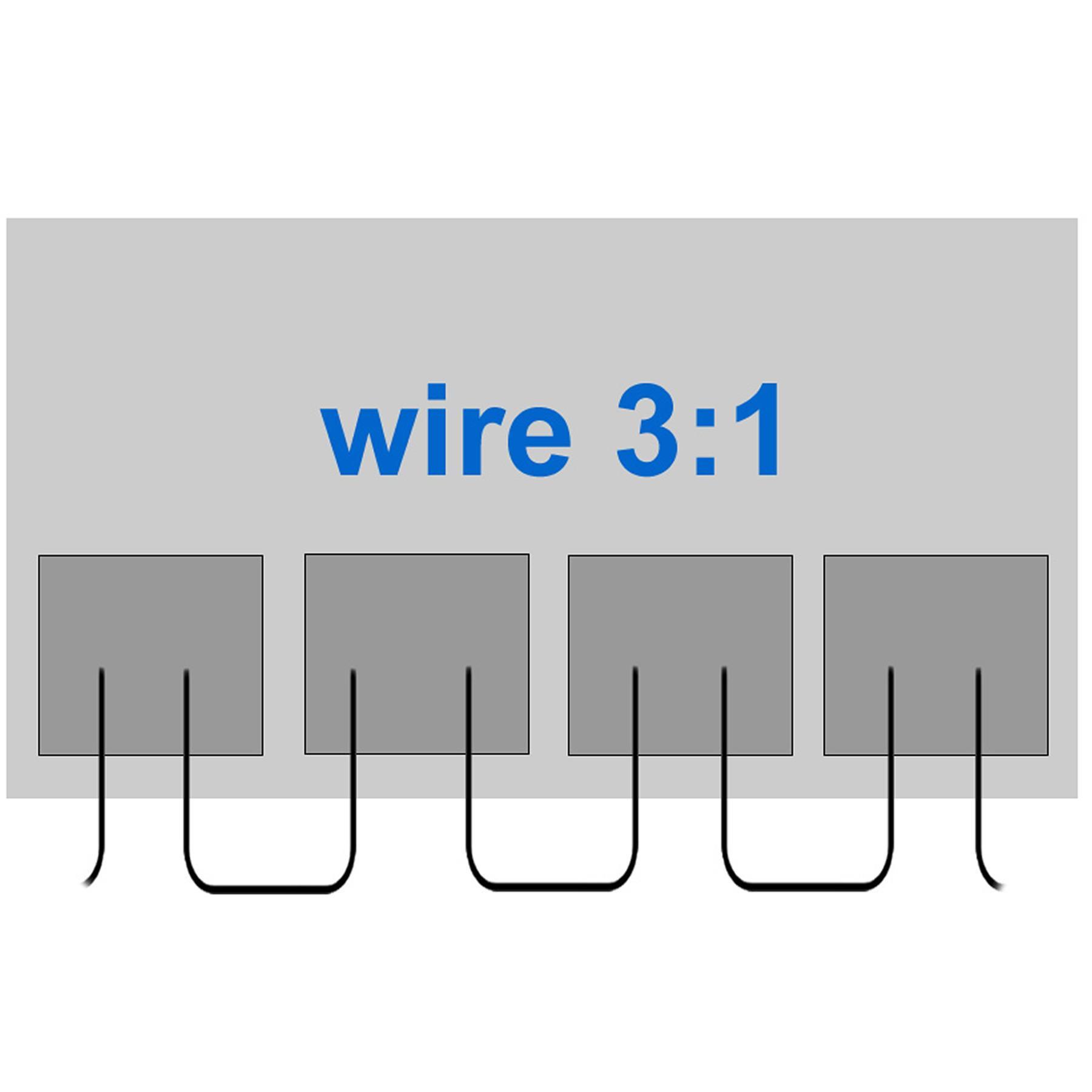 100 White Wires Galaxy G150 Wire Binder Closer Machine Up to A4 ...