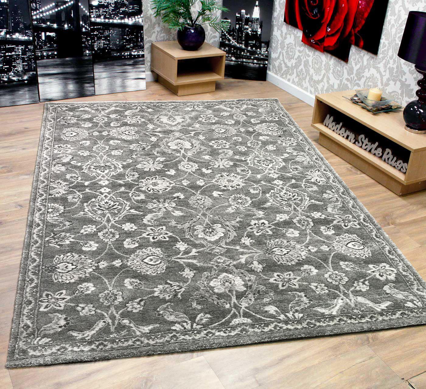Affordable tappeto di nuovo pesante qualit suprema tocco - Tappeti damascati ...