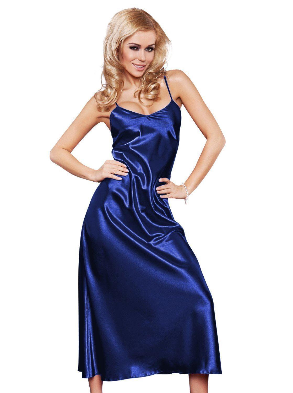 a06ce73f45 Navy Blue Night Dress – Fashion dresses