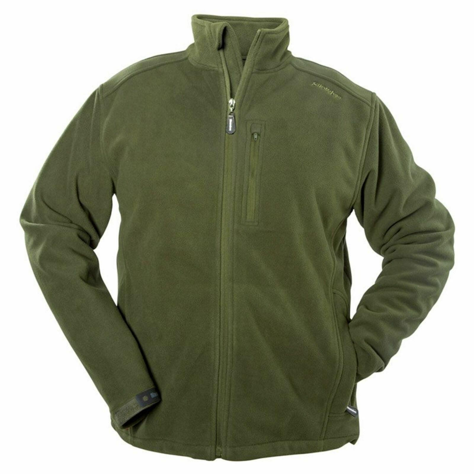 Hunting// Fishing// Walking// Outdoors Green *Deerhunter Eager Fleece Jacket