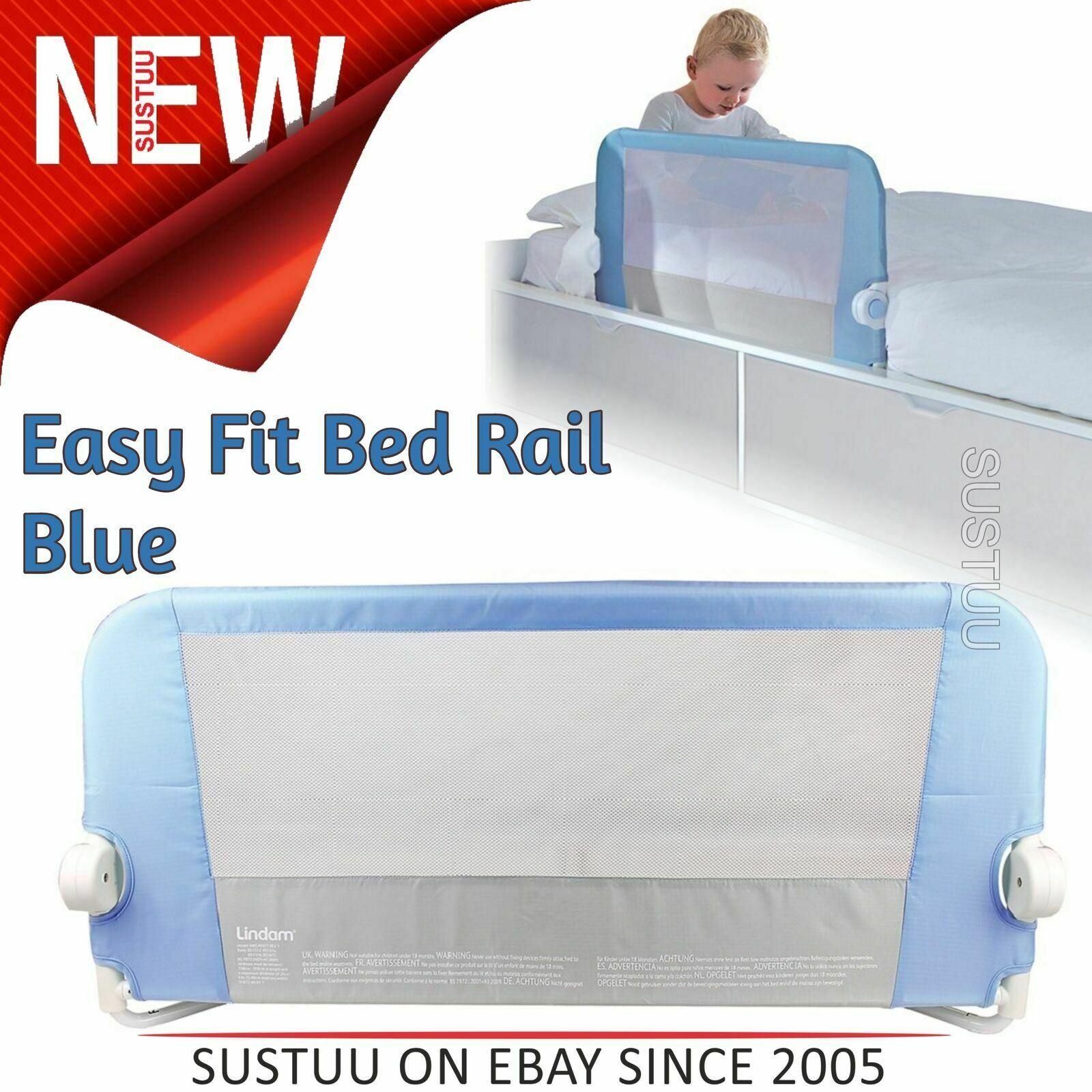 Venture QFix Bed Guard Toddler/'s Bed Rail Guard Rail Safety Rail Sleep Guard