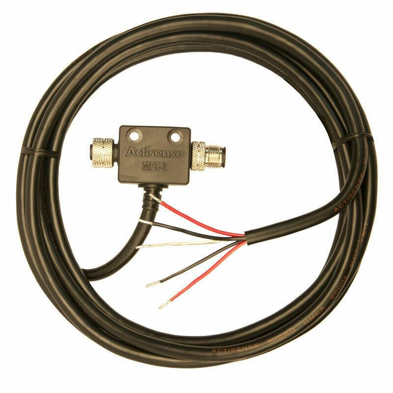 Actisense NMEA 2000 Power Tap Micro Female /& Micro Male│A2K-MPT-1│UL Certified