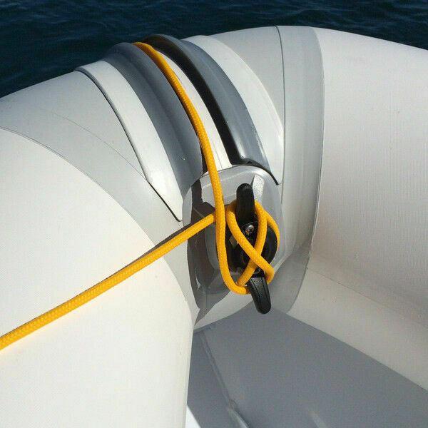 Railblaza Cleat Port RIBMount inc 3M VHB│Tie Off Point /& StarPort Comp.│Black