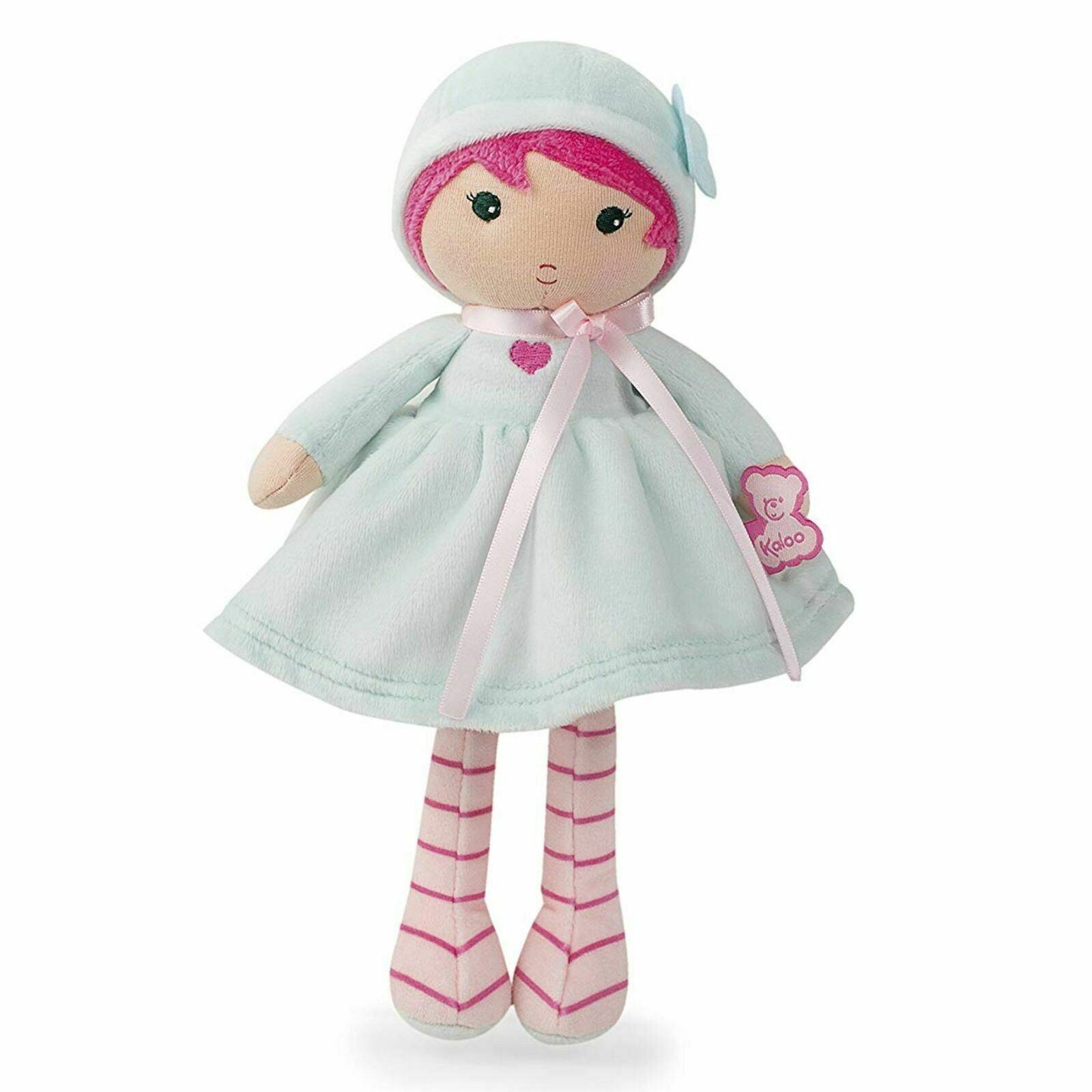 KALOO Azur K poupée-PETITE BABY SOFT TOYS activités Cadeau BN