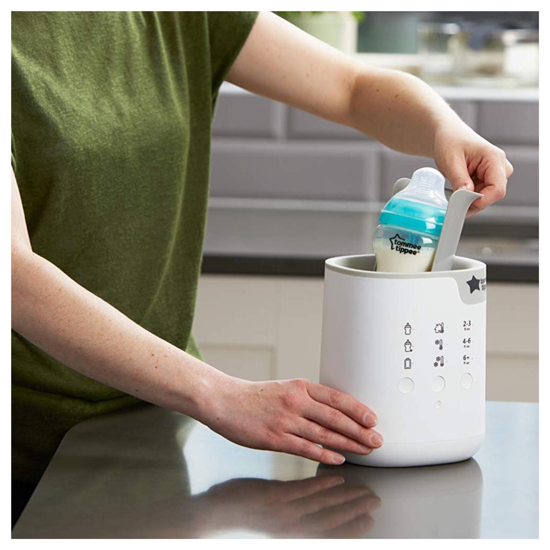 Tommee Tippee Portable Travel Baby Food Warmer eau chaude bouteille de lait aliment nouveau