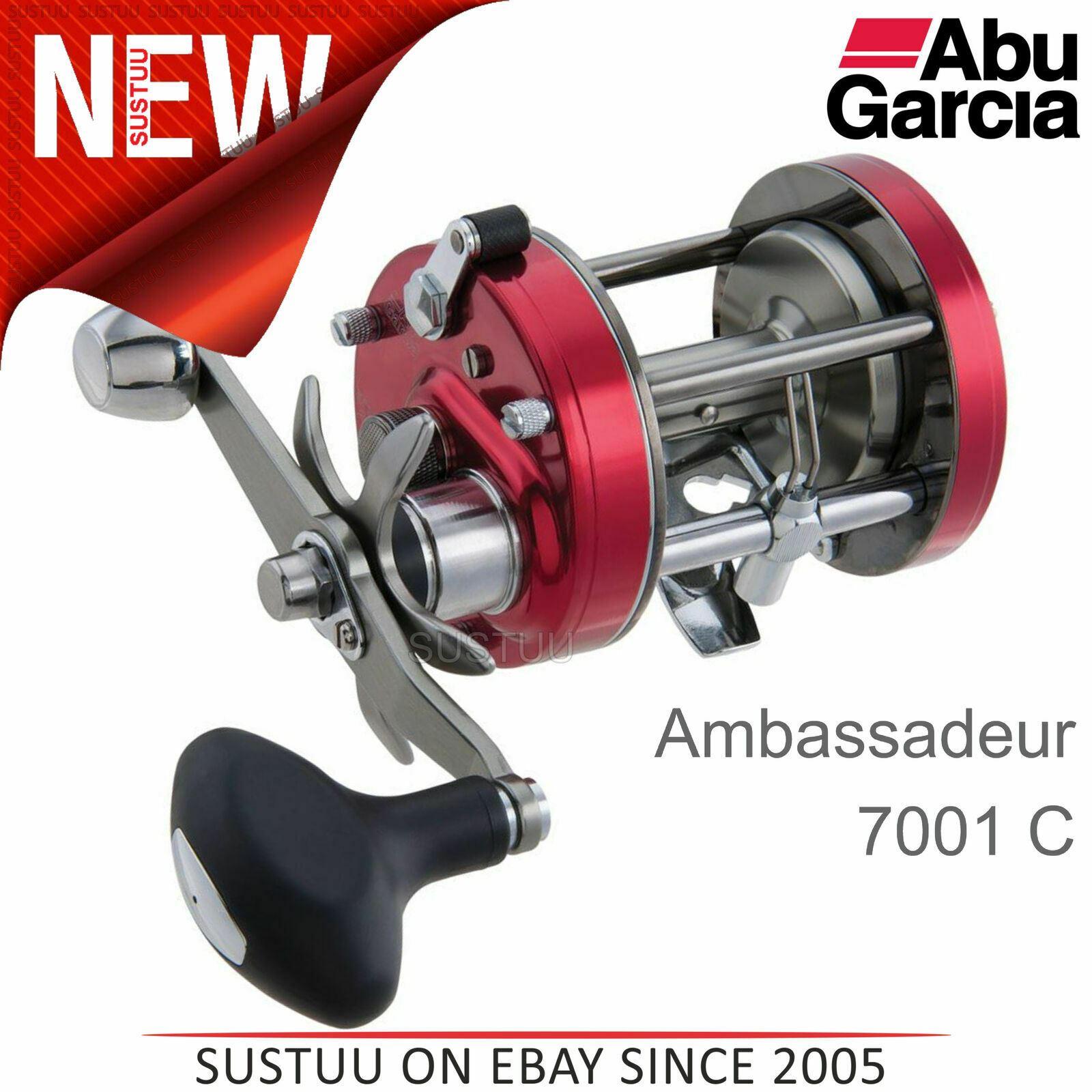 Abu Garcia Ambassadeur C-7000 Round 1324532