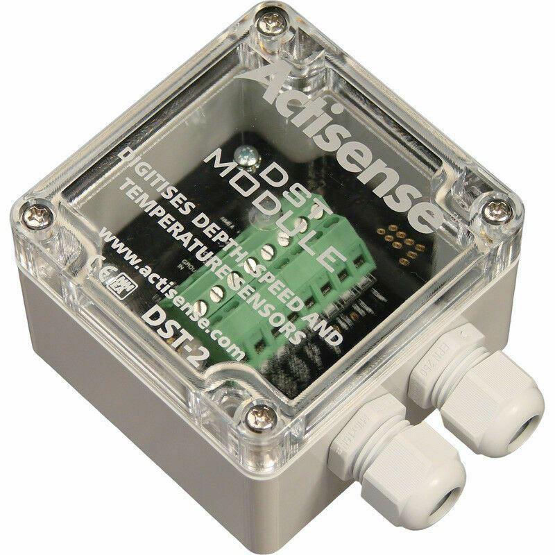Actisense DST-2 Active Profundidad//Velocidad//Módulo de Sonda de Temperatura 200 kHzNMEA 0183