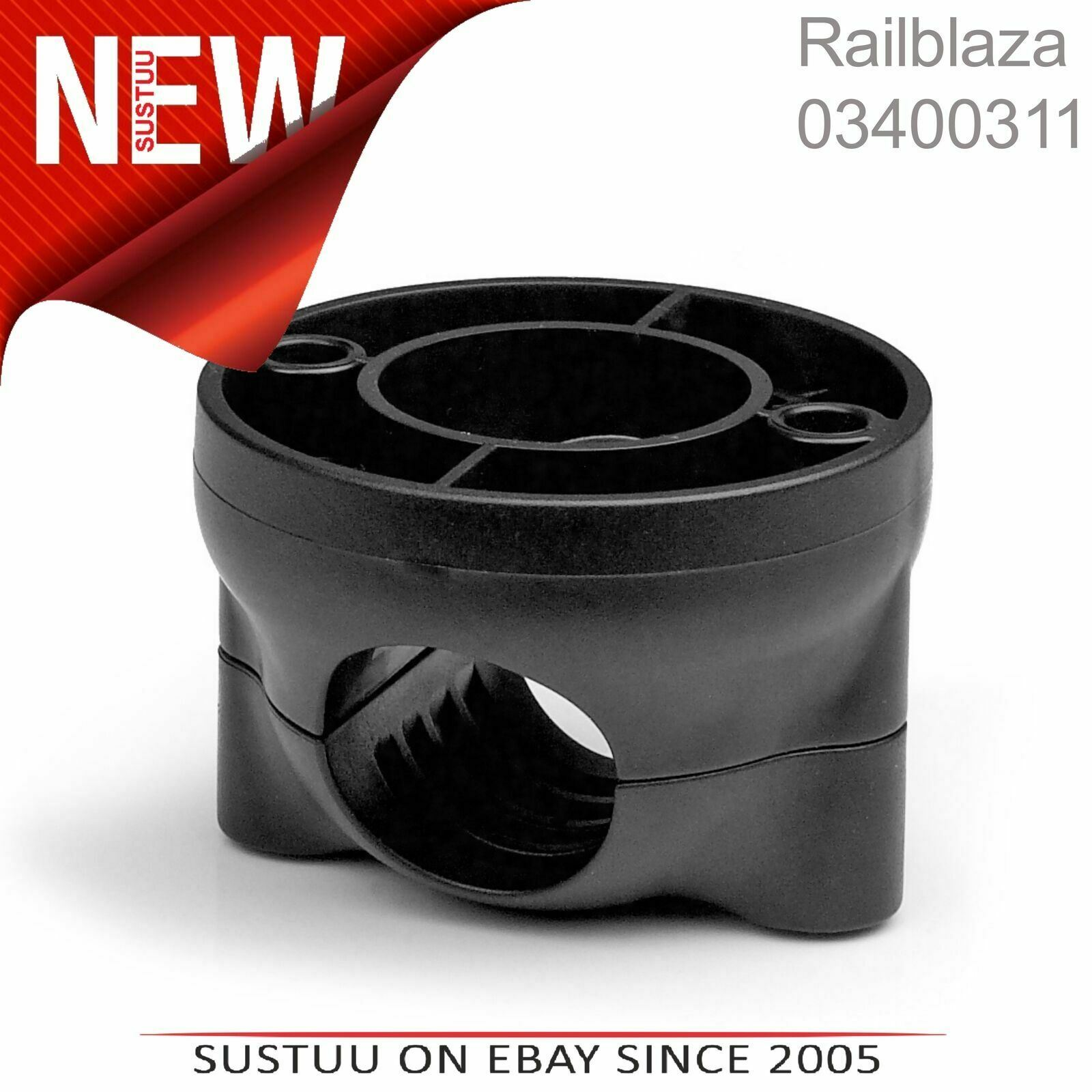 Railblaza Illuminate i360 All-Round Navigation Light│For Kayak Fishing│Black